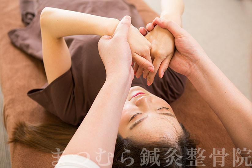 肩こりの検査